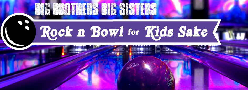 Rock n Bowl in support of BIG Brothers BIG Sisters of Barrie & District